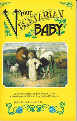 Your Vegetarian Baby cover